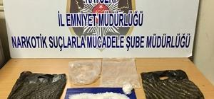 Uyuşturucu madde ticareti yapan iki şahıs gözaltına alındı