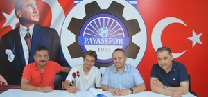 Göztepe'nin genç yeteneği Halil Çöl Payas Spor'da