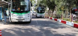 Belediye otobüsleri bayram boyunca ücretsiz