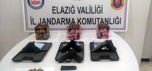 Sünnet düğününde ateş edilen silahlara el kondu, şahıslara ceza kesildi
