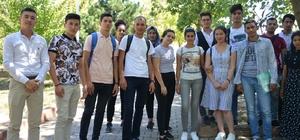Yabancı uyruklu öğrencilerin kayıt işlemleri başladı