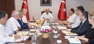 """Vali Demirtaş: """"Tarım zararlılarıyla mücadeleye büyük önem veriyoruz"""""""