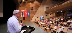 """Başkan Karaosmanoğlu, """"Biz doların kulu değiliz"""""""