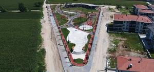Arifiye Park açılış için gün sayıyor