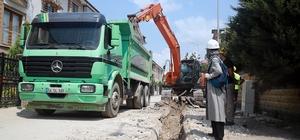 Kurtuluş Mahallesi'nin altyapısı yenileniyor