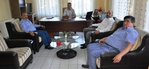 KTB Yönetimi Huzurevindeki Yaşlıları Ziyaret Etti
