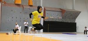 NEVÜ Beden Eğitimi ve Spor Bölümü seçmeleri başladı