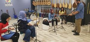 Mardin'de gençler kendini geliştiriyor Kayyumdan gençlere büyük hizmet