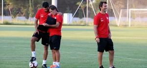 Antalyaspor, Atiker Konyaspor maçı hazırlıklarını sürdürdü