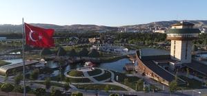 """Elazığ'da kişi başına düşen yeşil alan yüzde 150 arttı Belediye Başkanı Mücahit Yanılmaz: """"Yeşil alan yüzde 3'ler civarındayken, 2018 yılına gelindiğinde bu oran yüzde 7,5'un üzerine çıktı"""" """"2023'te yaşanabilir şehirler arasında ilk 10 il arasında  olmanın mücadelesini veriyoruz"""""""