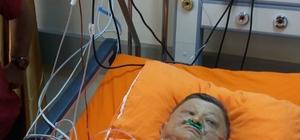 Şişko Nuri yaşam mücadelesi veriyor Hastaneden yapılan açıklamada Şişko Nuri'nin hayati tehlikesinin olduğu bildirildi