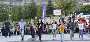 Sokak Oyunları Şenliği Erkilet Mahallesinde