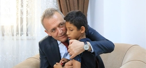 Erzincan ASP Bin 107 çocuğa destek verdi
