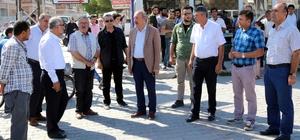 Erciş'in ulaşım sorunları masaya yatırıldı