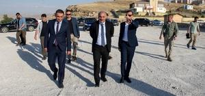 Vali Zorluoğlu, Edremit'teki çalışmaları inceledi