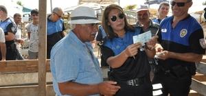 Polisten kurban satıcılarına 'sahte para' uyarısı