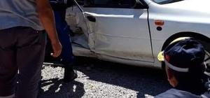 Kastamonu'da traktör ile otomobil çarpıştı: 1 ölü, 2 yaralı