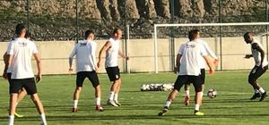 Beşiktaş, BB Erzurumspor maçı hazırlıklarını sürdürdü