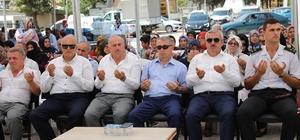 Deprem şehitleri Körfez'de dualarla anıldı