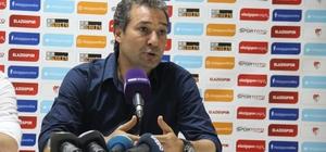 """Elazığspor - Boluspor maçının ardından Elazığspor Teknik Direktörü Orhan Kaynak: """"Çok fazla bireysel hata yaptık"""" Boluspor Teknik Direktörü Sait Karafırtınalar: """"Deplasmanda nasıl oynanması gerekiyorsa oynadık"""""""