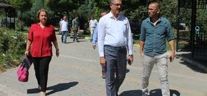 Turhal'da parklar güvenlik kameralarıyla takip edilecek