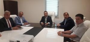 Trabzon İŞKUR İl Müdürlüğü'nden İstihdam Seferberliği ve Yüz Günlük Eylem Planı Çalışmaları