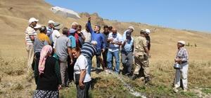 Varto Baltaş köyünde içme suyu sevinci