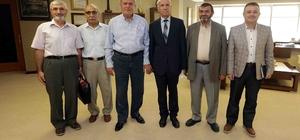 Başkan Karaosmanoğlu, İbni Sina Mahallesi sakinlerini ağırladı