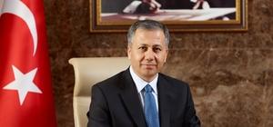 Gaziantep Valisi Ali Yerlikaya'dan Kurban mesajı