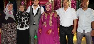 Hakem Ayhan Duymuş'un mutlu günü