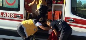 Midyat'ta trafik kazası: 3'ü çocuk 7 yaralı
