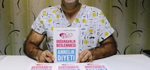 """Yaşam biçimini değiştirerek kısırlıktan korunmak mümkün Doç. Dr. Hakan Çoksüer: """"Kısırlık, yaşam biçimi ve beslenme alışkanlığıyla ilişkili"""" Kadın Hastalıkları ve Tüp Bebek Uzmanı Doç. Dr. Hakan Çoksüer'in yeni kitabı 'Doğurganlık beslenmesi ve annelik diyeti' hazırlanış biçimi ve içerisindeki kaynaklarla Türkiye'de bir ilk olma özelliği taşıyor"""