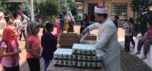 İmamın, camide yaptığı ikramlar Kur'an kursuna ilgiyi arttırdı İkramlar sayesinde kursa yoğun gelen çocukların sayısı 5 katına çıktı