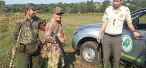 Av sezonu başladı, koruma ve kontrol çalışmaları da yapılıyor