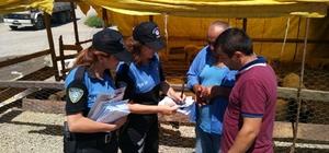 Giresun'da kurban satıcılarına uyarı