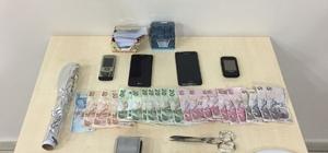 Diyarbakır'da uyuşturucu operasyonu: 62 gözaltı