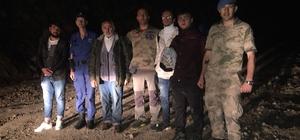 Yaylada kaybolan 3 kişiyi JAK ekipleri kurtardı
