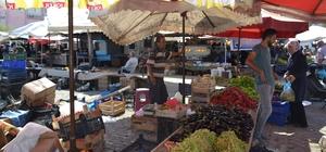 Afyonkarahisar'da meyve sebze fiyatlarında yüzler gülüyor