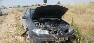 Kontrolden çıkan otomobil şarampole takla yuvarlandı: 5'i çocuk 10 yaralı Konya'nın Ereğli ilçesinde içerisinde 11 kişinin bulunduğu otomobilin takla attığı anlar güvenlik kamerası tarafından görüntülendi