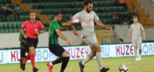 Spor Toto Süper Lig: Akhisarspor: 1 - Çaykur Rizespor: 1 (Maç sonucu)