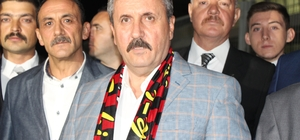 Destici, Eskişehirspor için gerçekleştirdiği temaslar hakkında konuştu
