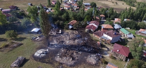 Tosya'da mağdur vatandaşlara AFAD ve Kızılay ekipleri yardımda bulundu