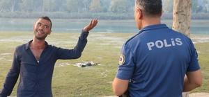 Vatandaş maket zannettik ceset çıktı dedi Adana'da serinlemek için nehre giren gencin cesedi bulundu