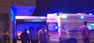 Akyazı'da silahlı kavga: 2 yaralı