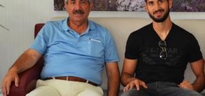 """Başkan Necati Gürsoy; """"Emre Akbaba göğsümüzü kabarttı"""""""