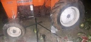 Uşak'ta traktörün altında kalan adam hayatını kaybetti