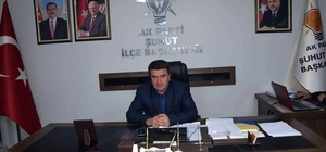 Başkan Özdemir: ''Bayram kardeşlik ve yardımlaşmadır''