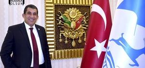 Başkan Atilla'dan bayram kutlaması
