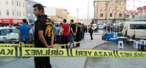 Konya'da silahlı ve satırlı kavga: 3 yaralı