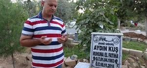 Şanlıurfa'da mezarlıklar doldu taştı